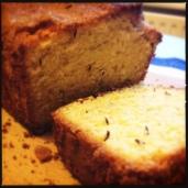 St John Seed Cake