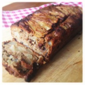 Chocolate and Pear Bread