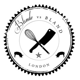 BLONDE VS BLAND