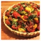Tomato Tart with Herby Pastry